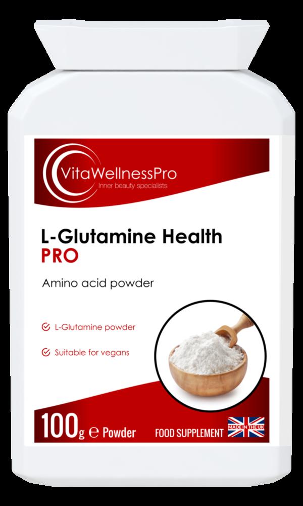 L-Glutamine Powder - Buy L-Glutamine Amino Acid Powder