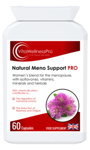 Herbal Food Supplement for Women Menopause - Buy Natural Meno Support PRO