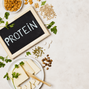 Healthy high protein foods